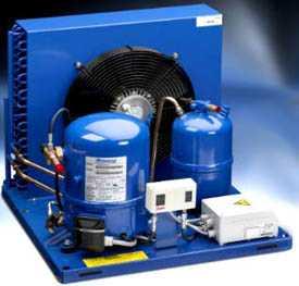 Компрессорно-конденсаторные агрегаты Optyma R134a/MBP