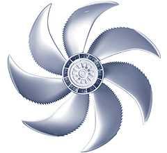 Осевые вентиляторы серии FE2owlet