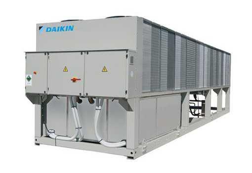Чиллер с воздушным охлаждением Daikin EWAD-C-PS/PL - Daikin Industries Limited