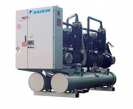 Чиллер с водяным охлаждением Daikin EWWQ-B-SS - Daikin Industries Limited