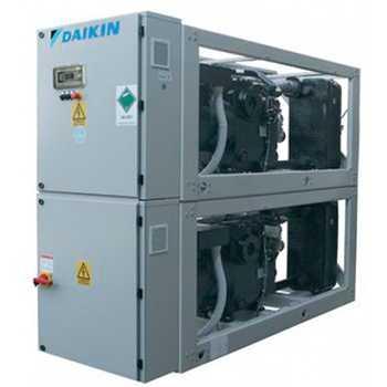 Чиллер с водяным охлаждением Daikin EWWD-J-SS - Daikin Industries Limited