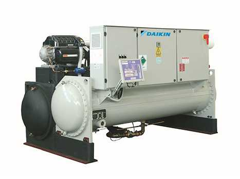 Чиллер с водяным охлаждением Daikin EWWD-FZXS - Daikin Industries Limited