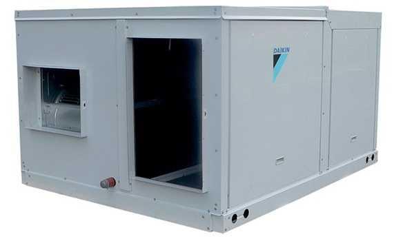 Крышный кондиционер Daikin UATYQ-CY1 - Daikin Industries Limited