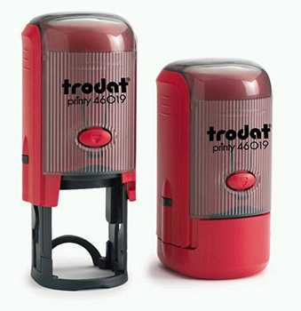Оснастка для круглой печати Trodat 46019