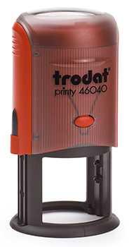 Оснастка для круглых печатей Trodat 46040