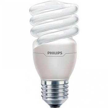 Лампа Tornado spiral 15W WW E27 220-240V 1PP/6 PHILIPS