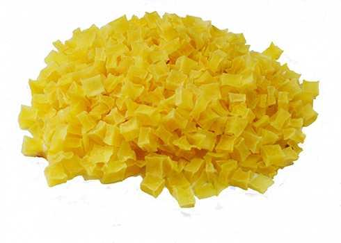 Картофель сушеный в бумажных мешках по 20 кг