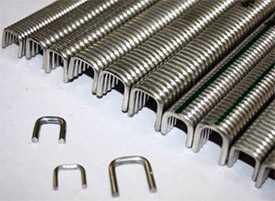Клипсы В 2 из алюминия для колбасных изделий ЗАО Техноклип