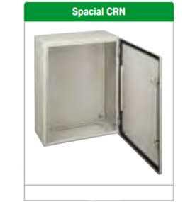 Шкаф серии Spacial CRN из стали