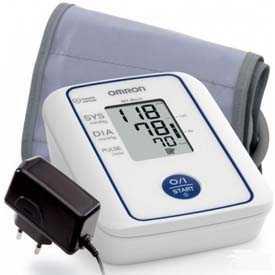 Измеритель артериального давления модель M2 Basic (HEM-7116H-ARU)