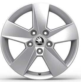 Легкосплавный колесный диск Ilias 6.5J x 16'