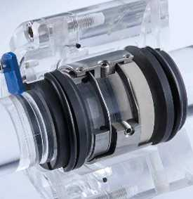 Компонентные подпружиненные уплотнения для насосов EagleBurgmann M74-D