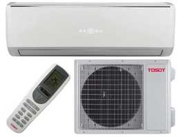 Настенный кондиционер TOSOT T09H-SLEu/I / T09H-SLEu/O