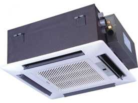 Кассетный кондиционер Tosot T12H-LC / T12H-LU/O