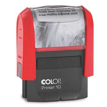 Автоматическая оснастка для штампа Colop Printer 10