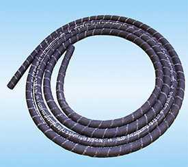 Рукава резиновые оплёточной конструкции, неармированные ТУ BY 700069297.028-2010