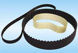 Ремень приводной зубчатый ЛР 1-80-5 с зубьями трапецеидальной формы ТУ BY 700069297.073 - 2009