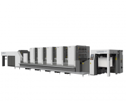 Листовые печатные машины Lithrone G40 формата B1