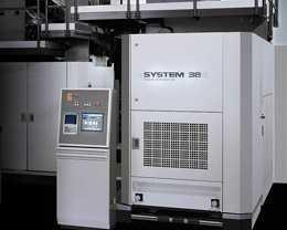 Рулонные машины Komori System 38S для печати журналов