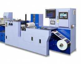 Полуротационные машины Miyakoshi MWL 13 для печати этикетки и упаковки