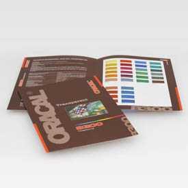 Витражная пленка Oracal 8300