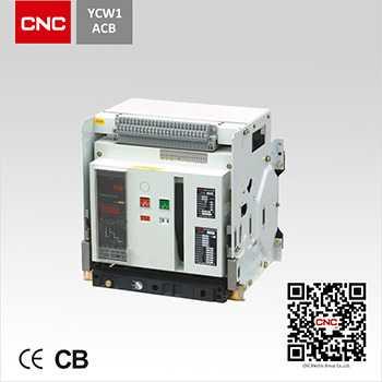 Выключатель автоматический CNC YCW1 ACB