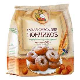 Сухая смесь для пончиков