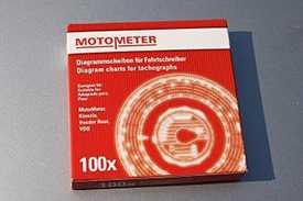 Тахограммы MotoMeter