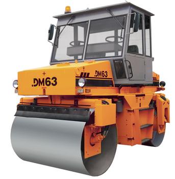 Каток дорожный DM63