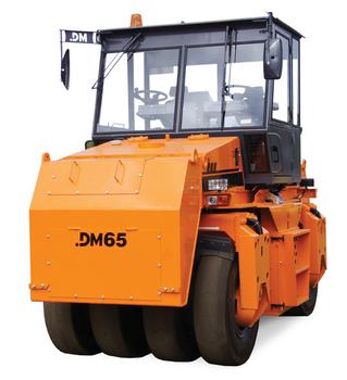 Каток дорожный DM65