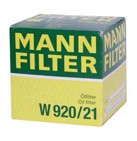Масляный фильтр MANN W 712/83