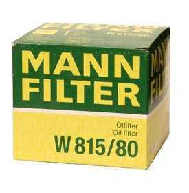 Масляный фильтр MANN W 814/80