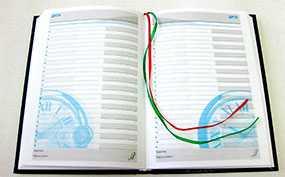 Ежедневник недатированный А5 ( Баладек, поролон)