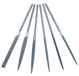 Алмазный надфиль квадратный остроносый АНК-160