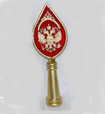 Наконечник на флагшток (окрашенный под золото)