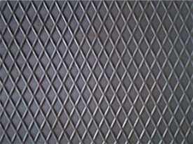 Лист рифленый ромб 5,0 мм