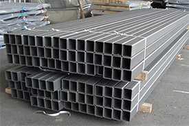 Профиль металлический гнутый замкнутый ГОСТ 30245 100х100х5