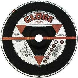 Круг абразивный шлифовальный GLOBE 230х7,0х22,2 A30-36R - Globe (Италия)