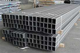 Профиль металлический гнутый замкнутый ГОСТ 30245 120х60х4