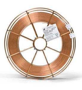 Проволока сварочная омедненная ESAB OK Autrod 12.51 Ø 1.2 (18 кг) - ESAB