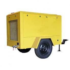 Электрический передвижной компрессор Dali DLDY-20/8GA (SKK170MМ)