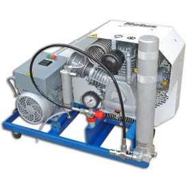 Компрессор для дыхания высокого давления Paramina Notus N10-EM/ET