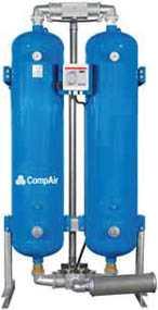 Адсорбционный осушитель холодной регенерации COMPAIR А125 ТХ