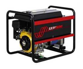 Генератор портативный GENMAC CLICK 7300R