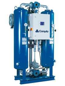 Адсорбционный осушитель горячей регенерации COMPAIR А330TV