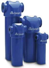 Магистральный фильтр конденсато-сепараторный (циклонный) COMPAIR Х210