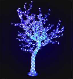 Светодиодное акриловое дерево БАУХИНИЯ 768 LEDS