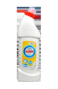 Средство для сантехники Хозяюшка с активным хлором, 750 мл