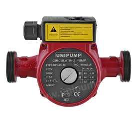 Циркуляционный насос отопления UPC 25-40 180 UNIPUMP