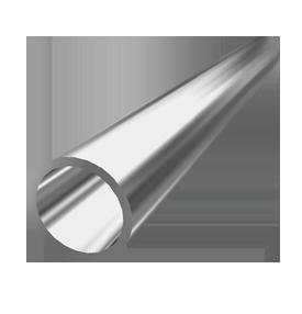 Круглая тонкостенная прямошовная электросварная труба